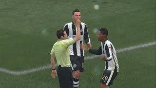 FIFA 17 история 11 серия Недисциплинированный Алекс Хантер