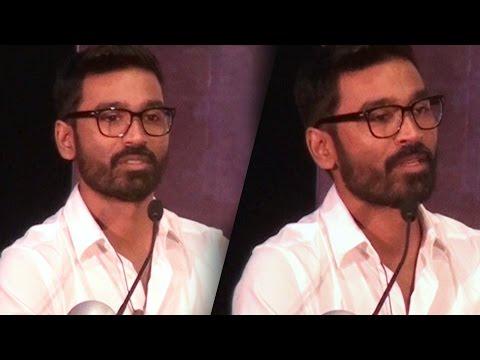 Vetrimaaran-stood-by-me-in-my-downfalls-Dhanushs-emotional-moment-Kodi-Movie-Press-Meet