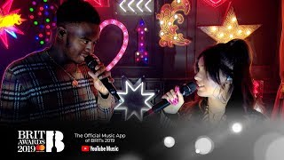 Not3s & Mabel   Fine Line  My Lover | The BRITs Are Coming 2019