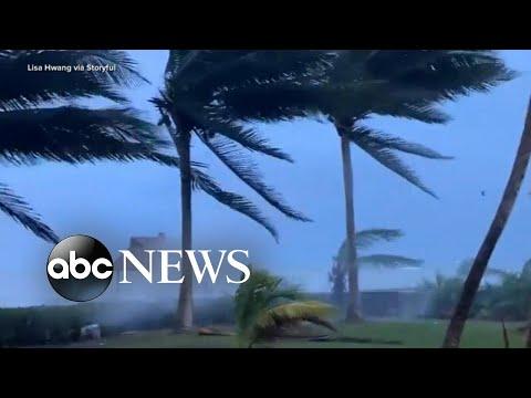 Millions brace for another hurricane as Zeta makes landfall