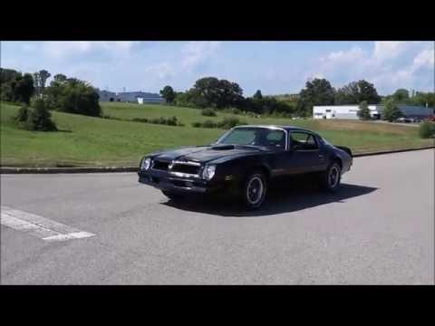 Video of '76 Firebird Trans Am - IQWT
