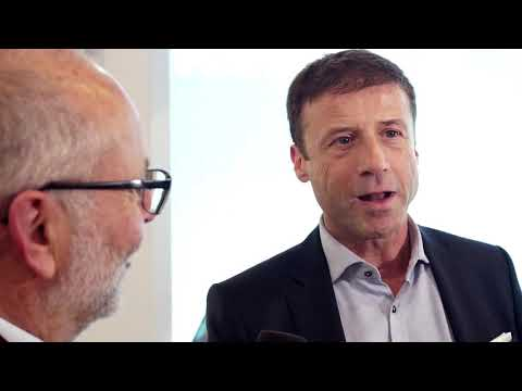 Hans-Peter Nüdling talks with Embedded-News.tv at Embedded World 2019