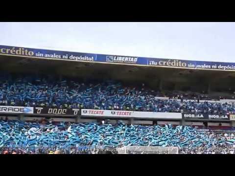 """""""Lo mejor de la afición Gallos Blancos Querétaro 2013"""" Barra: La Resistencia Albiazul • Club: Querétaro"""