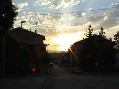 Amanecer en Calldetenes - Sunrise in Calldetenes