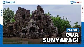 Mudik Dilarang, Begini Nasib Objek Wisata Goa Sunyaragi di Cirebon