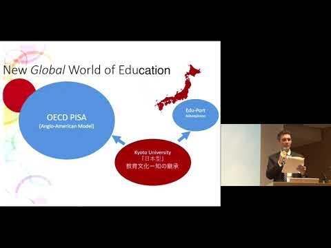 "Kyoto Univ. ""Global Education Office Inaugural Symposium"" Introduction, Assoc. Prof. Jeremy Rappleye"