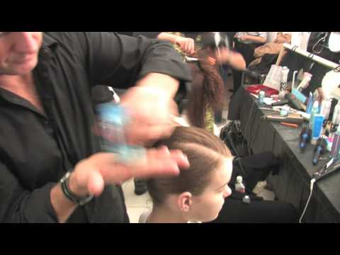 Cutler/Redken howto and Style, x3 Interveiw's Rodney Cutler