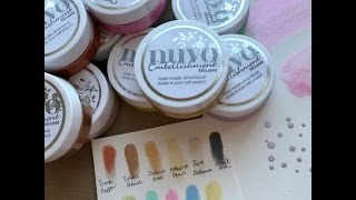 Introduction: Nuvo Embellishment Mousse