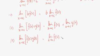 2554 Math I Lecture 2 1-8 Limit Of Functions Part 1-3.avi