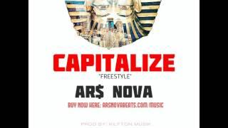 AR$ NOVA  Capitalize Freestyle Rap WEAREPMR