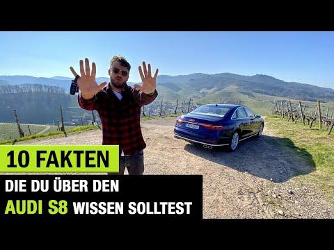 10 Fakten❗️die DU über DEN 2020 Audi S8 wissen solltest! Fahrbericht | Review | Test |Sound |0-100🏁