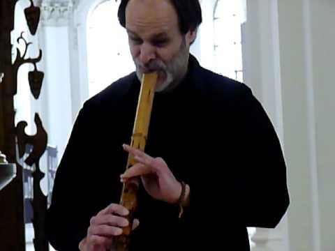 Jim Franklin - Shakuhachi-Master - Meister der japanischen Bambusflöte Shakuhachi