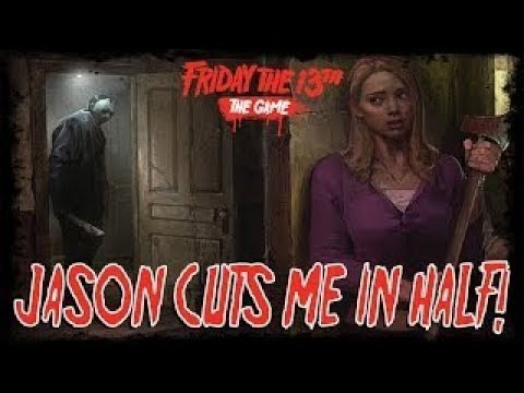 Friday the 13th the game:They just avoid me, they run and they hide