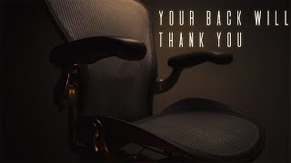 The BEST Office And Gaming Chair | Herman Miller Aeron Review