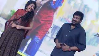 మెగాస్టార్ చిరంజీవి తో సాయి పల్లవి డాన్స్ | Sai Pallavi Dance with Chiranjeevi