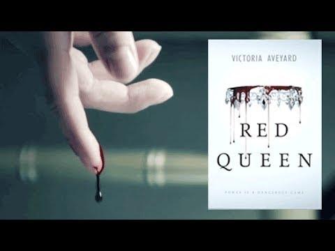 Rød dronning - boktrailer