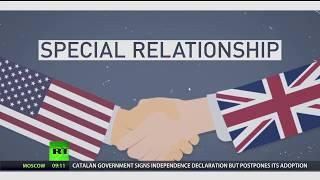 Split Up: British-American relationship seen as 'joke' by Obama