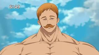 Escanor AMV - X Gon give to ya - DMX