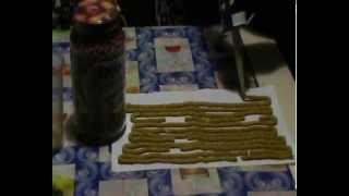 Состав прикормки в гранулах для рыбы