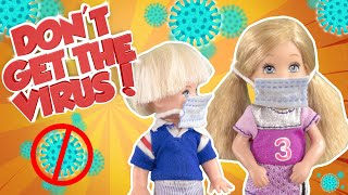 Barbie - Don't Catch the Virus | Ep.310