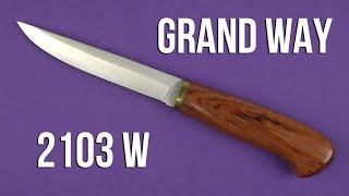 Grand Way 2103 W - відео 1