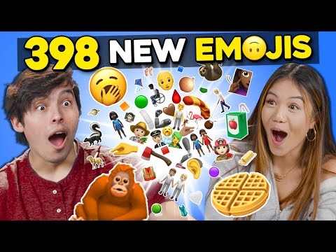 Generations React To The New Secret Emoji Meanings 😲 😲 😲