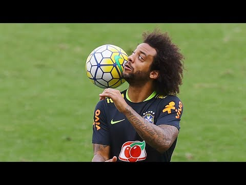 Marcelo ● Skills Tricks Goals Freestyle in Training
