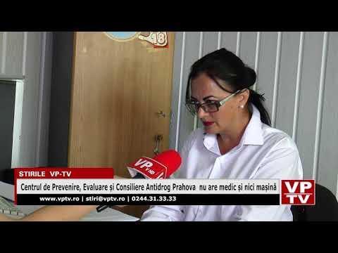 Centrul de Prevenire, Evaluare și Consiliere Antidrog Prahova  nu are medic și nici mașină