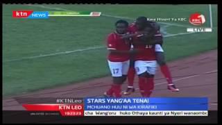 KTN Leo: Paul Were alifungia Harambee Stars bao lao la kipekee dhidi ya Liberia-Lone Stars, 15/11/16