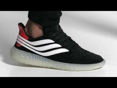 adidas Originals Sobakov Sneaker Herren schwarz weiß BD7549