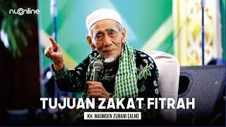 Tujuan Zakat Fitrah
