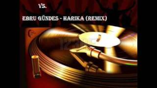 DJ ManyFace Vs. Ebru Gündes - Harika (remix)