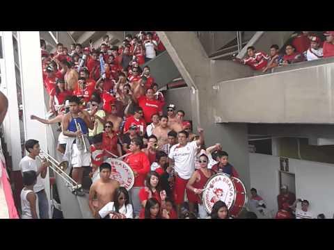 """Toluca vs Veracruz Perra Brava"" Barra: La Perra Brava • Club: Toluca"