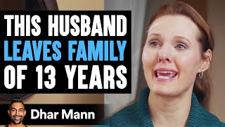 Husband Abandons Family After 13 Years, What His Son Does Will Shock You   Dhar Mann