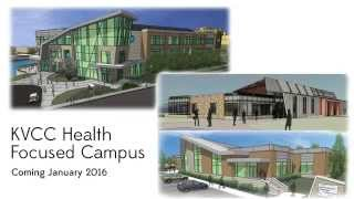Part 1: KVCC Bronson Healthy Living Campus Blog Video