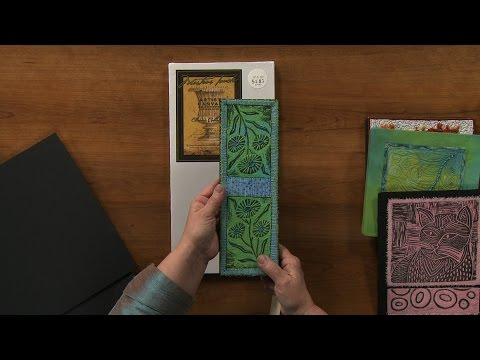 Tips for Mounting Art Quilts on the Wall