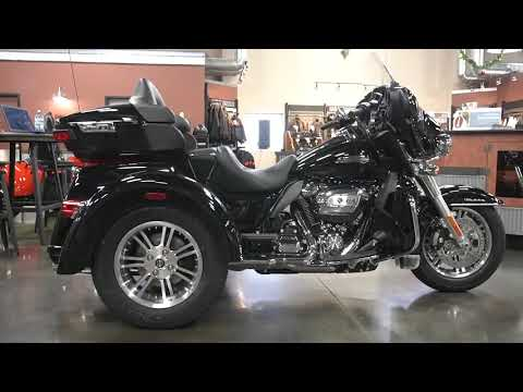 2020 Harley-Davidson Tri Glide® Ultra in Mauston, Wisconsin - Video 1