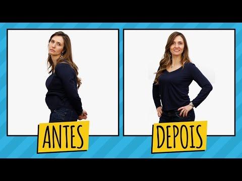 Imagem ilustrativa do vídeo: 3 passos para emagrecer e perder barriga