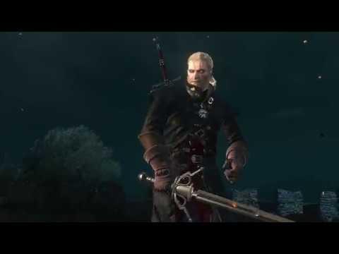 Witcher 3: Wild Hunt playable Dettlaff - игровое видео
