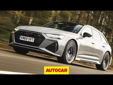External Review Video 8UkNdz3bFHU for Audi RS6 Avant (C8 Type 5G)
