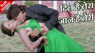 दिल है तेरा जान है तेरी - HD वीडियो सोंग - अलका याग्निक, कुमार