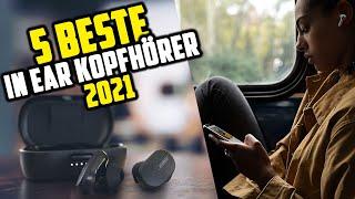 Top 5 Beste kabellose In Ear Kopfhörer 2021 Kaufen Test  Beste Bluetooth Kopfhörer mit ANC 2021