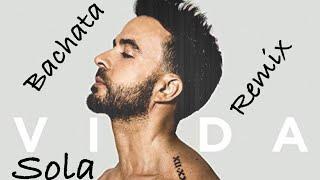 Sola   Luis Fonsi (Cover) Dj Tony Pecino (Bachata Version)