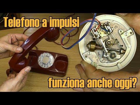 Telefono a impulsi, funziona anche oggi?