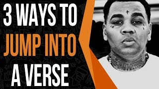 3 Secrets To Starting A Rap Verse So You Always Kill It
