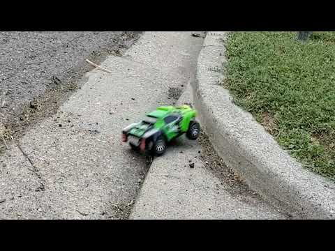 Wltoys A969 Quick Review and Driving