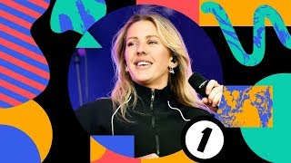 Ellie Goulding   Sixteen (Radio 1's Big Weekend 2019)