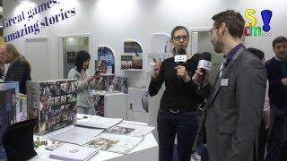 Neuheiten – ASMODEE TEIL 2 – Spielwarenmesse 2019 in Nürnberg (Spiel doch mal…!) Standrundgang