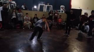 ROOTS FAVELA VS STREET SON // REALITY BBOYS 2016