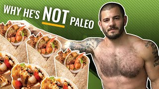 Mat Fraser's CrossFit Diet: Everything You Want to Know